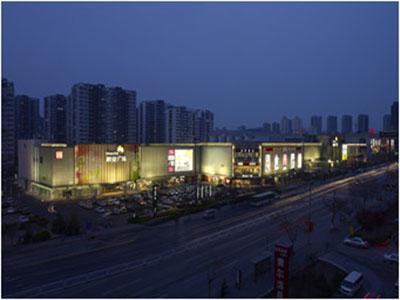 青岛南京路新业广场